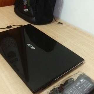 Acer Gaming Core i5 laptop for 15.6 inches
