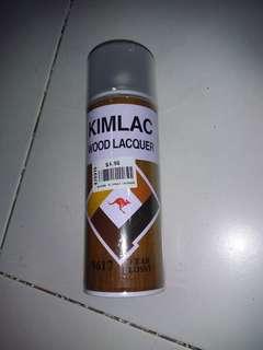 Kimlac wood lacquer