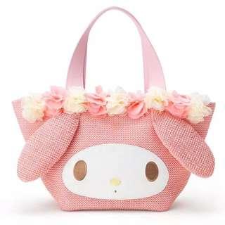 My Melody Tote Bag Original Sanrio Japan