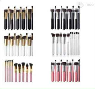 10PCS UNBRANDED BRUSH