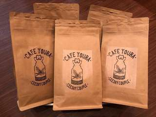 Cafe Touba Africa coffee (非洲圖巴咖啡)