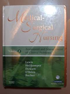 Mosby Elsevier - Medical Surgical Nursing Volume 2