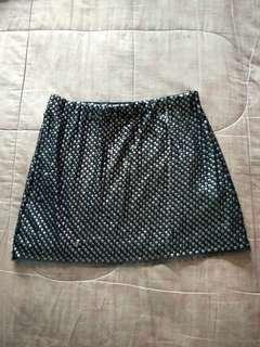 Zara trafaluc sequin skirt original size 36