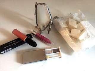 Mac clinique muji makeups