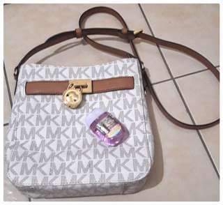MK Hamilton Crossbody Bag