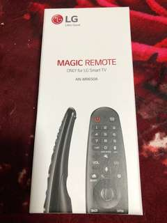 LG Magic remote 2017 model