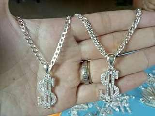 Men's necklace (4mm 22inch )
