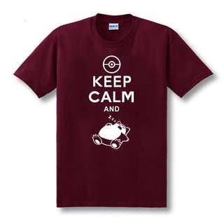[PO] Pokemon Snorlax T-shirt