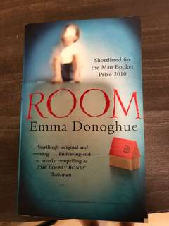 Emma Donoghue- room
