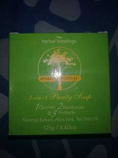 3 in 1 Purity Soap (Organic Products)