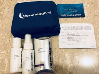 BN Dermalogica Natural Sleep Recovery Kit