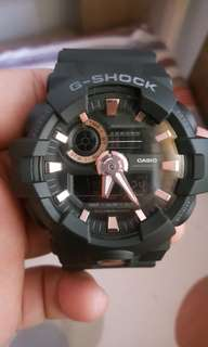 G shock GA-710