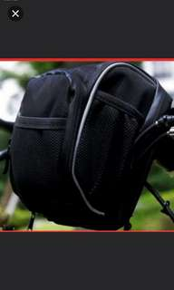 Brand new Bicycle/escooter handlebar pouch