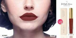 Butterfly Kisses creamy matte lipstick
