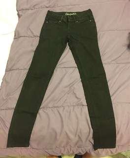 Aeropostale black jeans size 0
