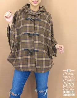 Travel Outerwear Coat Cape Poncho