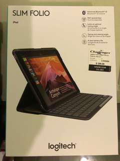Slim Folio Bluetooth Keyboard for iPad