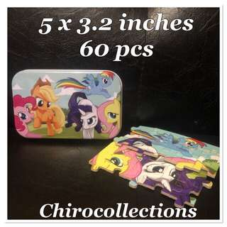 My Little Pony 60 pcs Wooden Puzzle