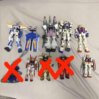 Selling junk Gundam / open for trade