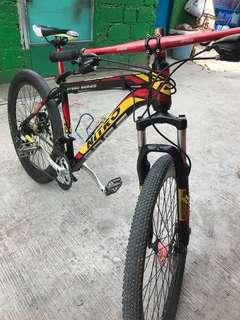 Nitro speed series edge mountain bike