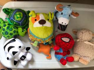 Stuffed Toys (assorted)