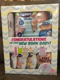 Drypers Wee Wee Dry Gift Set