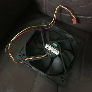 Original Cooler Master 120mm Case Fan (USED, 8/10)