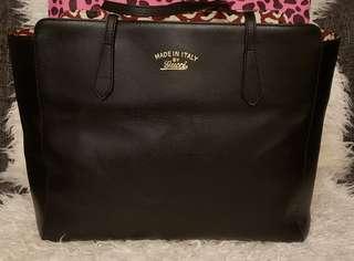 Authentic  Gucci Tote Handbag