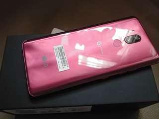 LG G7+ ThinQ 6G+128GB(99%新行貨紅色) not note 8 u12 s9