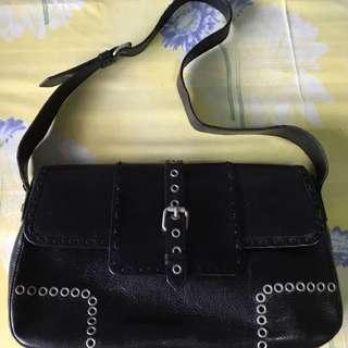 BCBG black shoulder bag