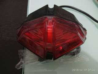 Ducati rear stop light