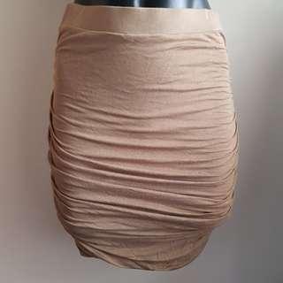 BARDOT khaki skirt