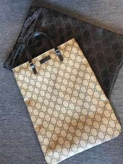 Original Gucci slim bag