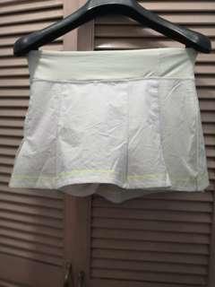 Tennis shorts skirt