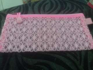 Cosmetic beg pink small