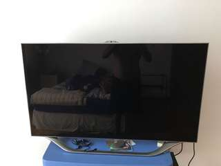 Samsung 3D Smart TV with 3D glasses