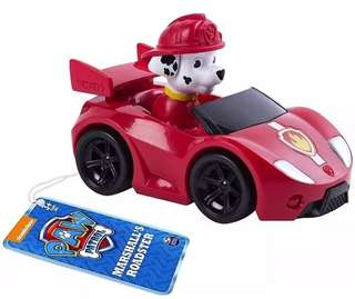 BNWT Licenced PAW PATROL Marshall's Roadster LIMITED EDITION From America!