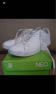 Adidas Neo Adventage Full White