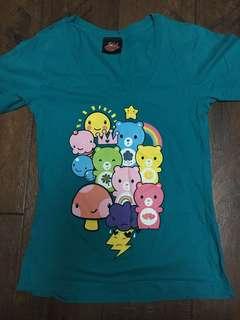 Large Care Bear tshirt