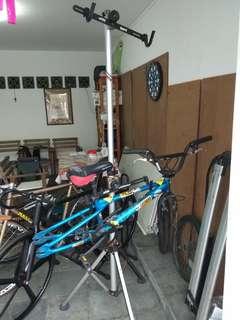Bike rack for 2 Super B