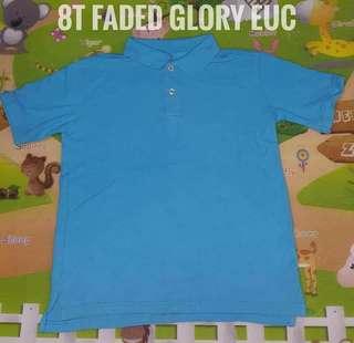8t polo shirt