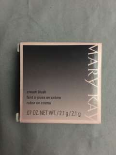 Mary Kay Cream Blush (Cranberry)