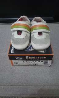 Bocorocco shoes sz 20