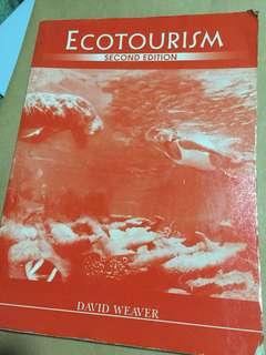 ecotourism book