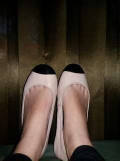 flatshoes (Hush Puppies The Little Thing She Need American Eagle)