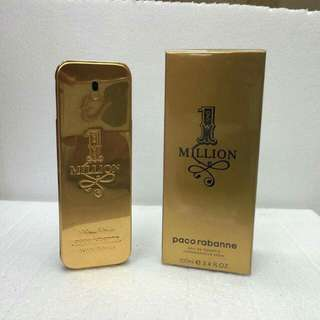 Pacorabanne 1 million