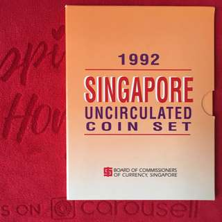 Uncirculated Coins Singapore