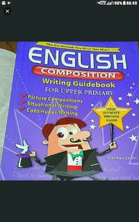 English writing Composition guide For upper primary   Deborah choo   Pick up hougang buangkok mrt  Or add $1 for postage