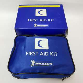 Michelin First Aid Kit (Essential Item for Home/Car/Everywhere)