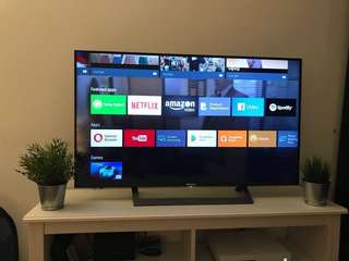 SONY 43 Inch 4K Ultra HD Android TV